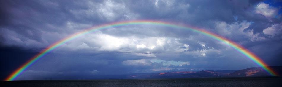 ガリラヤの虹