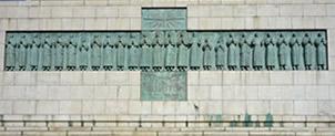 日本(長崎)二十六聖人と 浦上キリシタンの 殉教と迫害の歴史